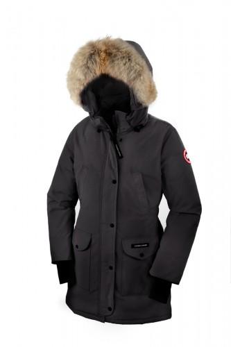 Canada Goose womens montebello parka black
