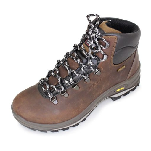 photo of Grisport fuse walking boots in brown colour