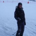 Col de Loze skiing
