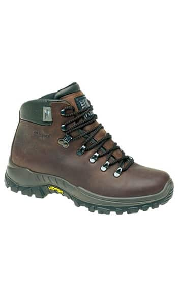 phpto of Grisport avenger walking boot in brown colour