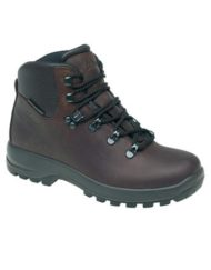 photo of Grisport hurricane walking boot in brown colour