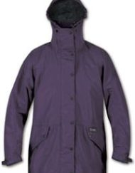 photo of paramo ladies cascada jacket in heather colour