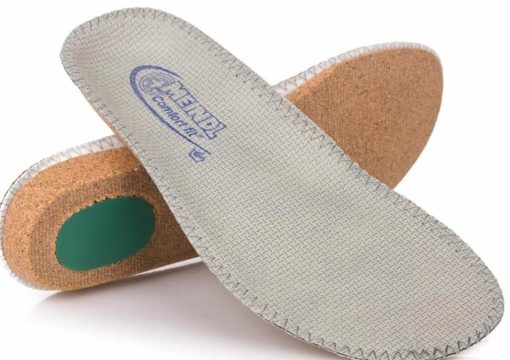 photo of meindl comfort fit footbed