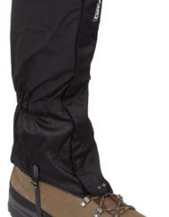 photo of Trekmates torridon gaiters in black colour