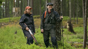 Pinewood lappland extreme trousers shooting