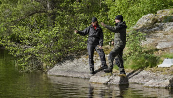 pinewood lappland extreme trousers fishing