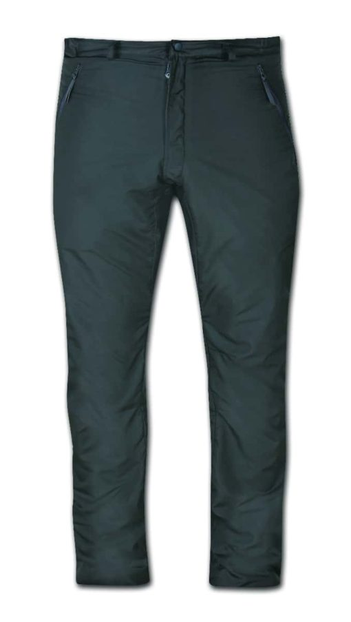 photo of Paramo mens cascada trousers in dark grey colour