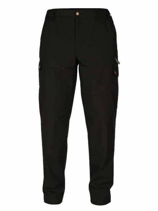 photo of Pinewood finnveden trousers in black colour