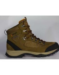photo of vango sherpa walking boot in chestnut colour