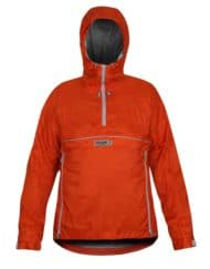 photo of Paramo mens velez adventure light smock in pumpkin colour