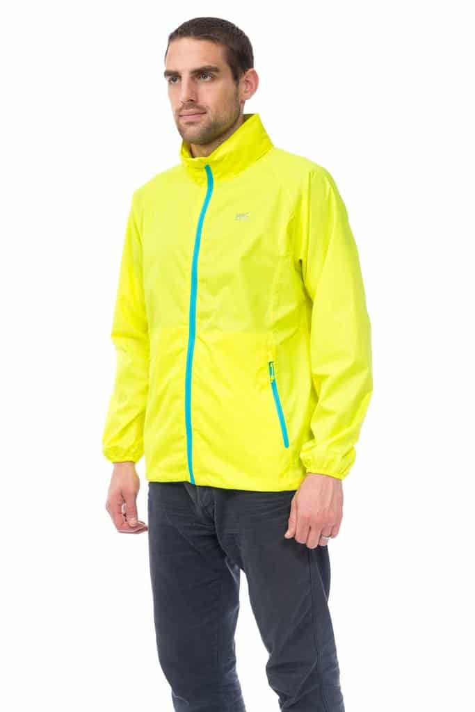 7c2afaafe8 Mac in a Sac Neon Unisex Waterproof Packaway Jacket – neon yellow