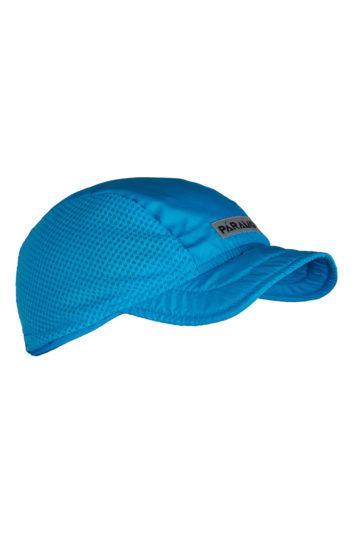 photo of Paramo active cap in neon blue colour