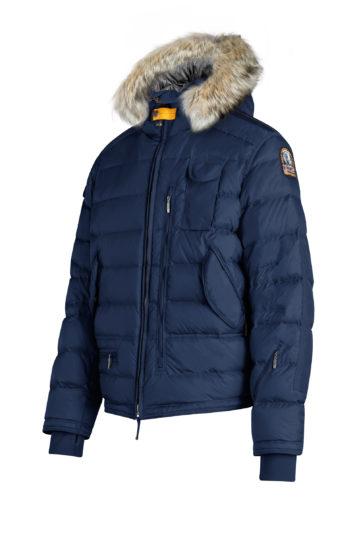 PARAJUMPERS mens skimaster jacket cadet blue 2