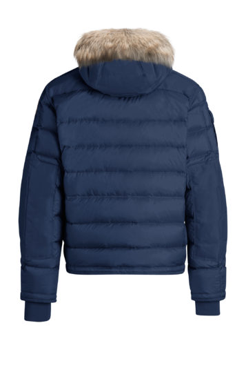 PARAJUMPERS mens skimaster jacket cadet blue 3