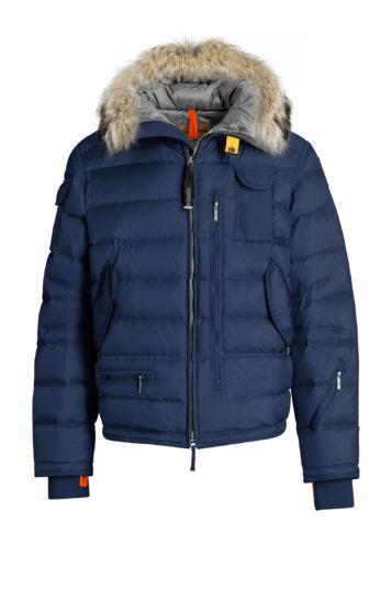 PARAJUMPERS mens skimaster jacket cadet blue