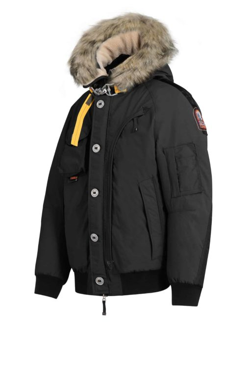 photo of Parajumpers tribe jacket black colour