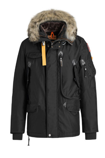Parajumpers right hand jacket black