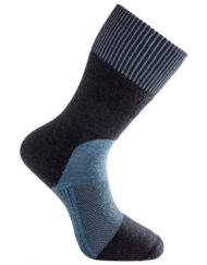 photo of Woolpower skilled classic socks 400 in dark navy colour
