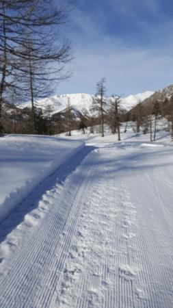 Claviere winter December 2018