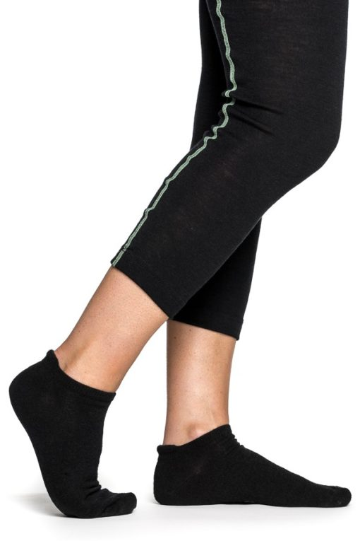 photo of Woolpower shoe liner lite socks in black colour