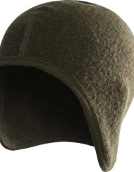 9644 woolpower helmet cap 400 pine green