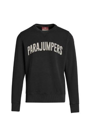 Parajumpers caleb black front