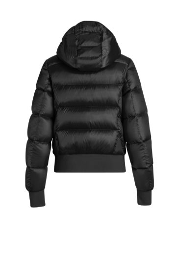 Parajumpers womens mariah black back