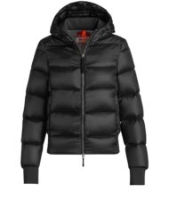 Parajumpers womens mariah black front