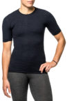 woolpower 7102 tee dark navy 2