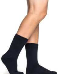 woolpower 8416 600 socks navy