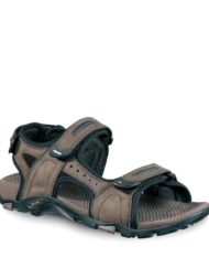 photo of meindl capri sandal in dark brown colour