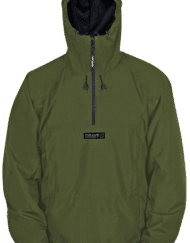 Paramo fuera classic windproof smock moss