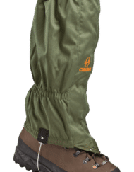 photo of Crispi gaiter in green colour