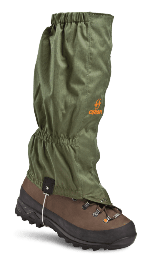 photo of Crispi gaiter in green colour