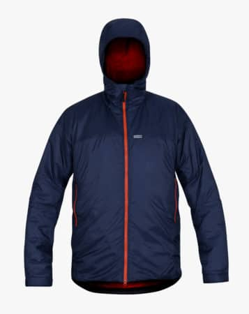 photo of Paramo mens torres alturo jacket in midnight colour