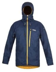 photo of paramo mens enduro jacket in midnight colour