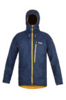 Paramo mens enduro jacket midnight front
