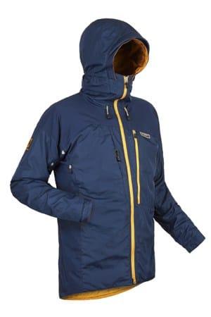 Paramo mens enduro jacket midnight side