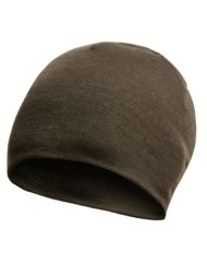photo of Woolpower beanie lite in pine green colour