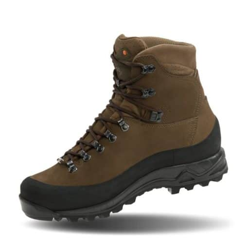 photo of crispi nevada legend walking boots in brown colour