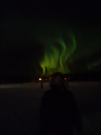 Ruka northern lights 2