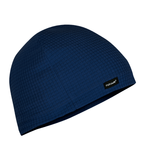 photo of Paramo beanie in midnight colour
