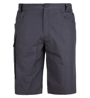 photo of Paramo mens maui shorts dark grey colour