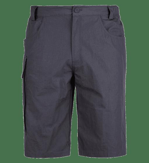 photo of Paramo mens maui shorts dark grey colour
