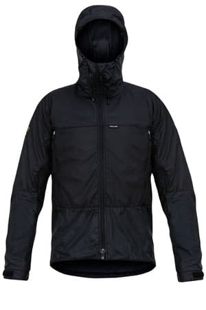 photo of Paramo mens velez jacket black colour