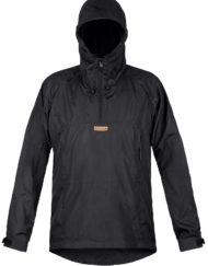 photo of Paramo new fuera windproof smock in black colour