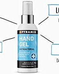 Pyramid hand gel 100ml